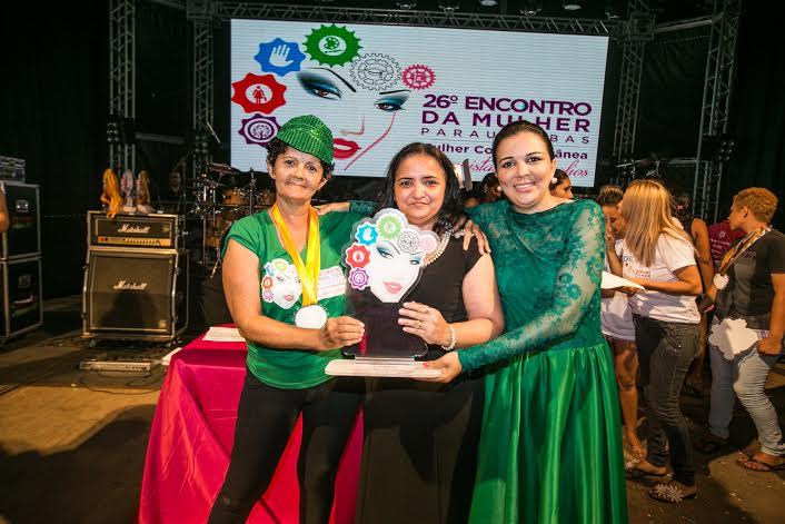 Equipe Verde é a campeã da gincana no 26° Encontro da Mulher de Parauapebas