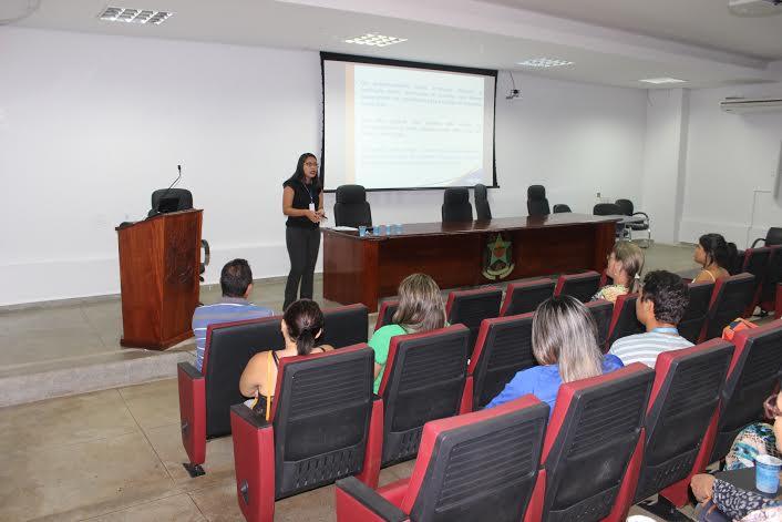 Servidoras do Legislativo participam de palestra sobre empreendedorismo