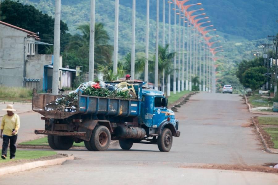 Curionópolis: No mês do 28° aniversario a cidade sofre com ausência de serviços públicos
