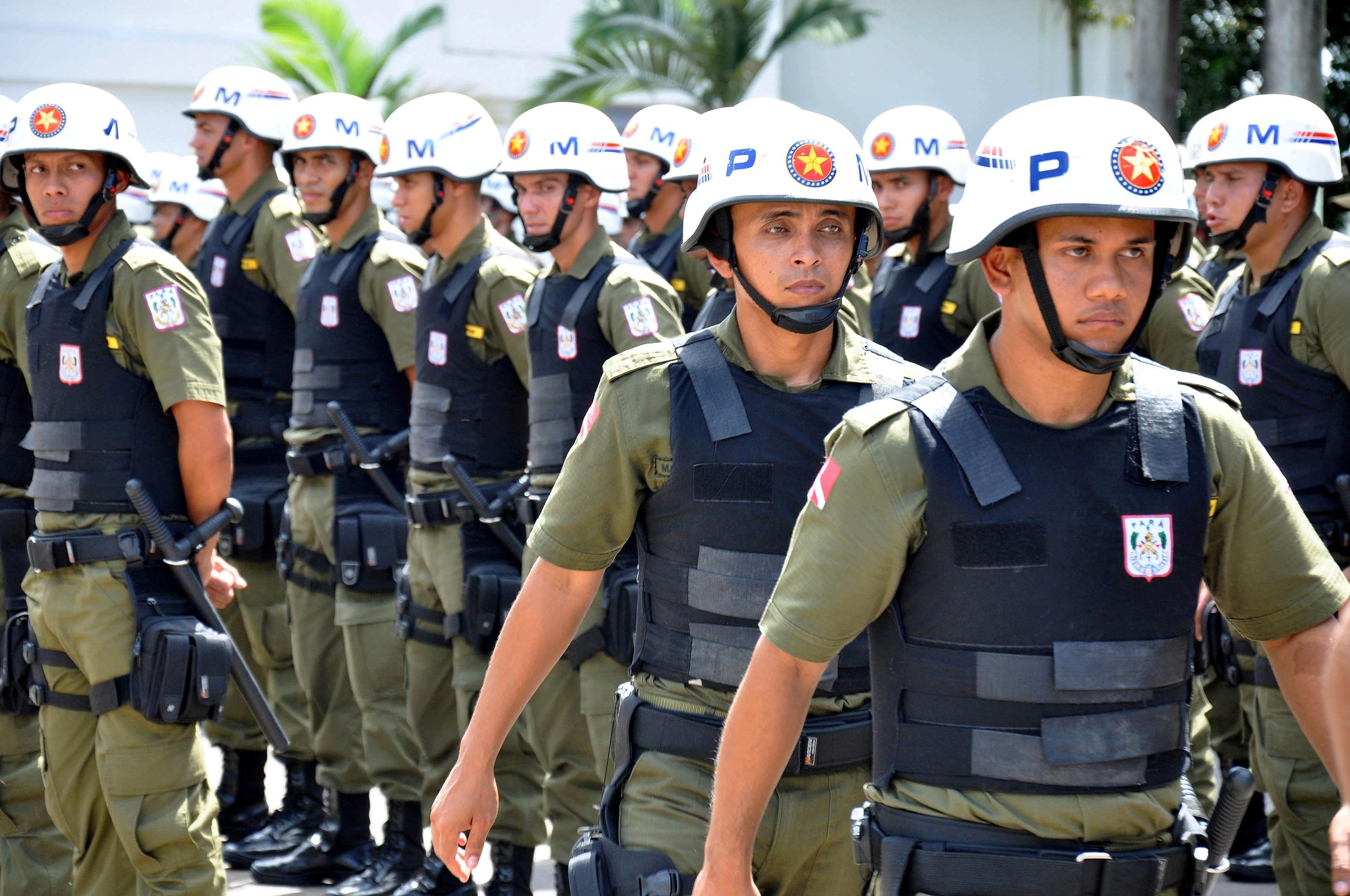 Oportunidade: Polícia Militar divulga edital com 2.000 vagas