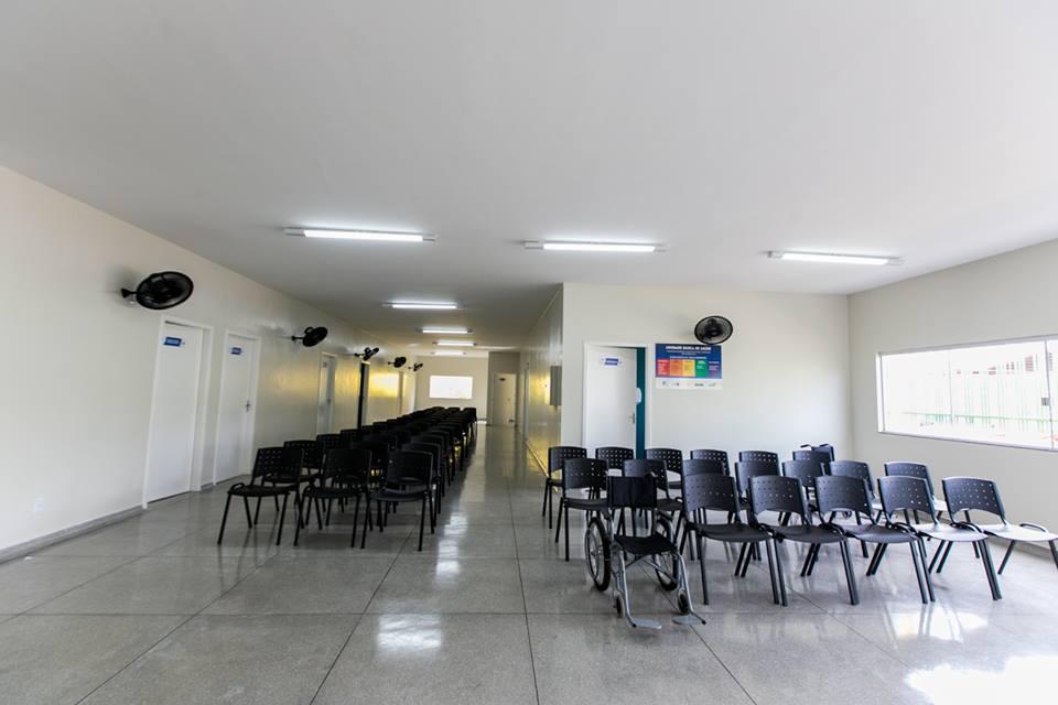 Unidade Básica de Saúde é inaugurada no Bairro dos Minérios