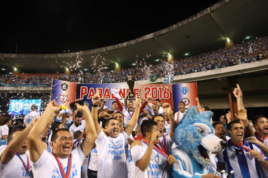 Paysandu vence o São Francisco e se sagra Campeão Paraense