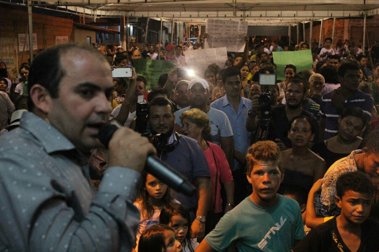 Vereador Braz destaca obras sociais durante inauguração de posto de saúde