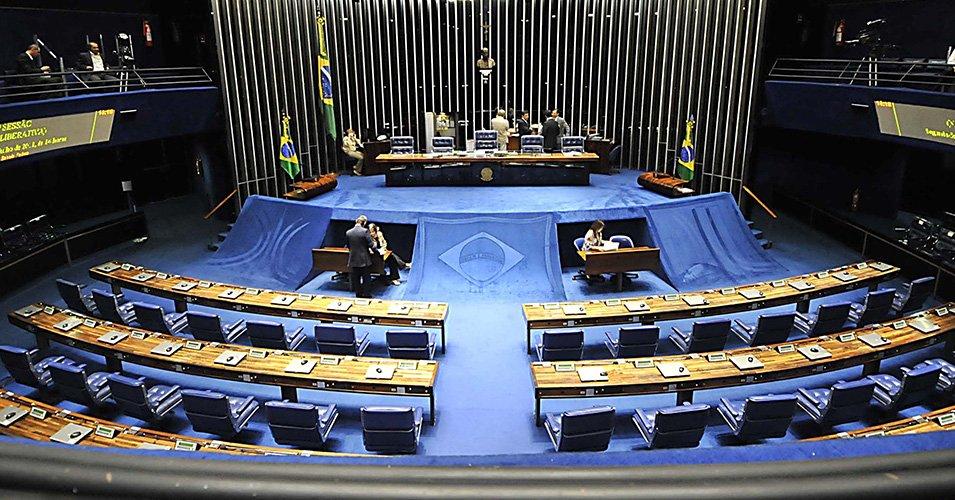Senado inicia semana histórica com votação