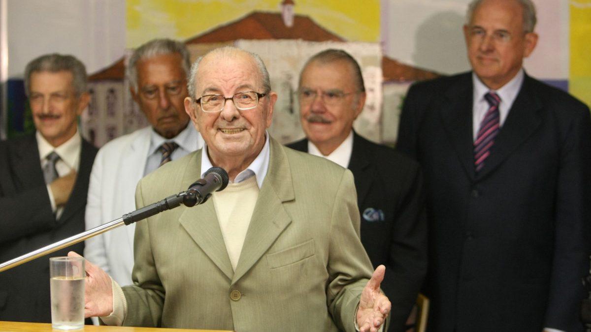 Estado do Pará perde ex-governador Jarbas Passarinho