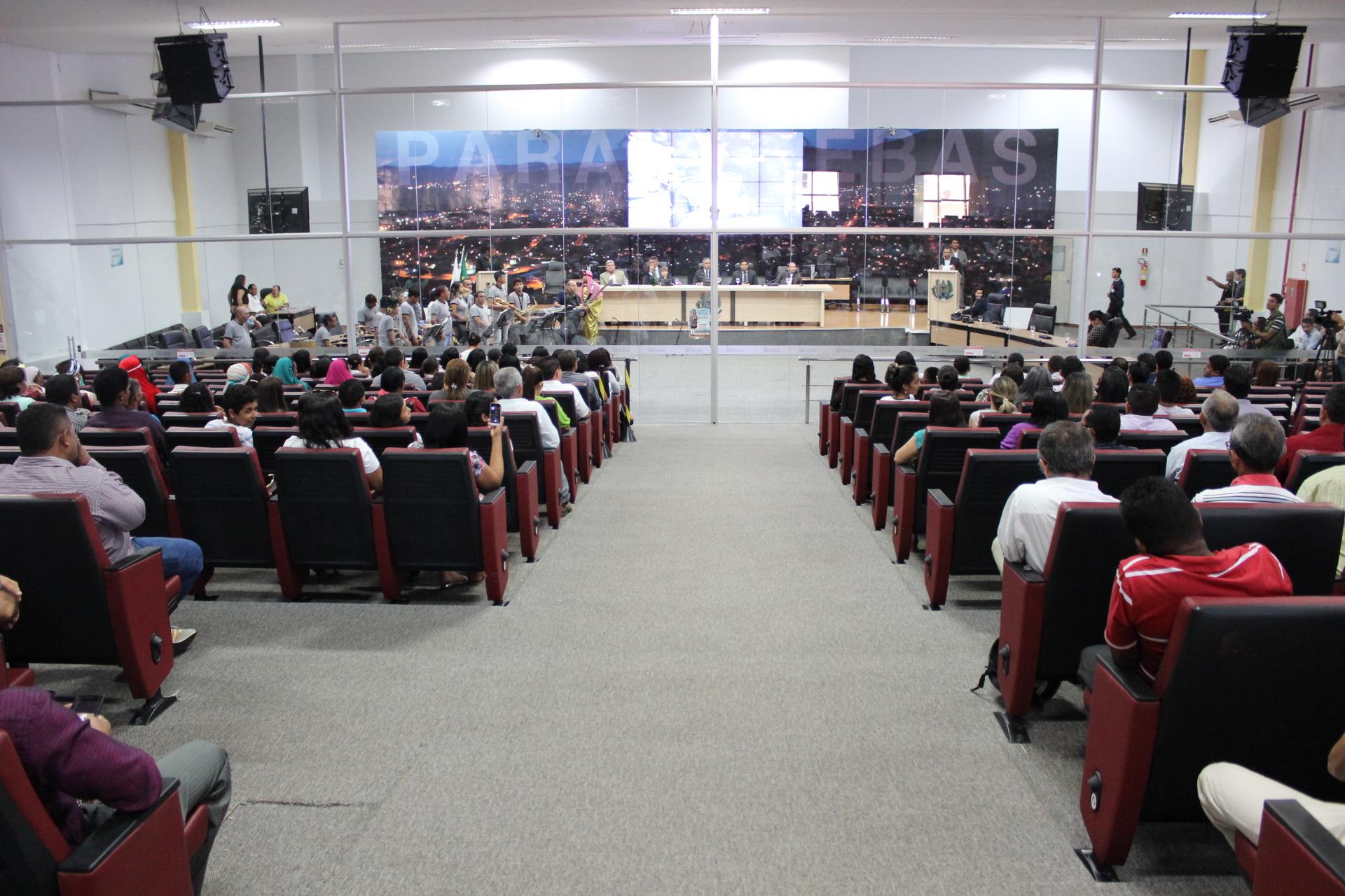Dia do evangélico: Peças teatrais, hinos e louvores marcam Sessão Solene na Câmara Municipal de Parauapebas