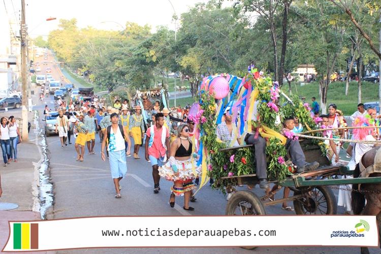 Começa hoje (22): 14º Festival Jeca Tatu tem abertura com Carroçada das quadrilhas juninas
