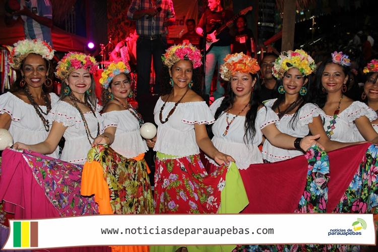 Cobertura fotografica: Terceira noite do 14º Festival Jeca Tatu em Parauapebas