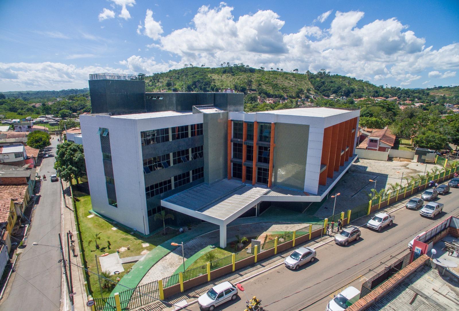 Dia 1: Hospital público da região sul e sudeste do Pará será inaugurado