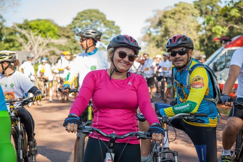 Semma celebra Dia Mundial do Meio Ambiente com passeio ciclístico