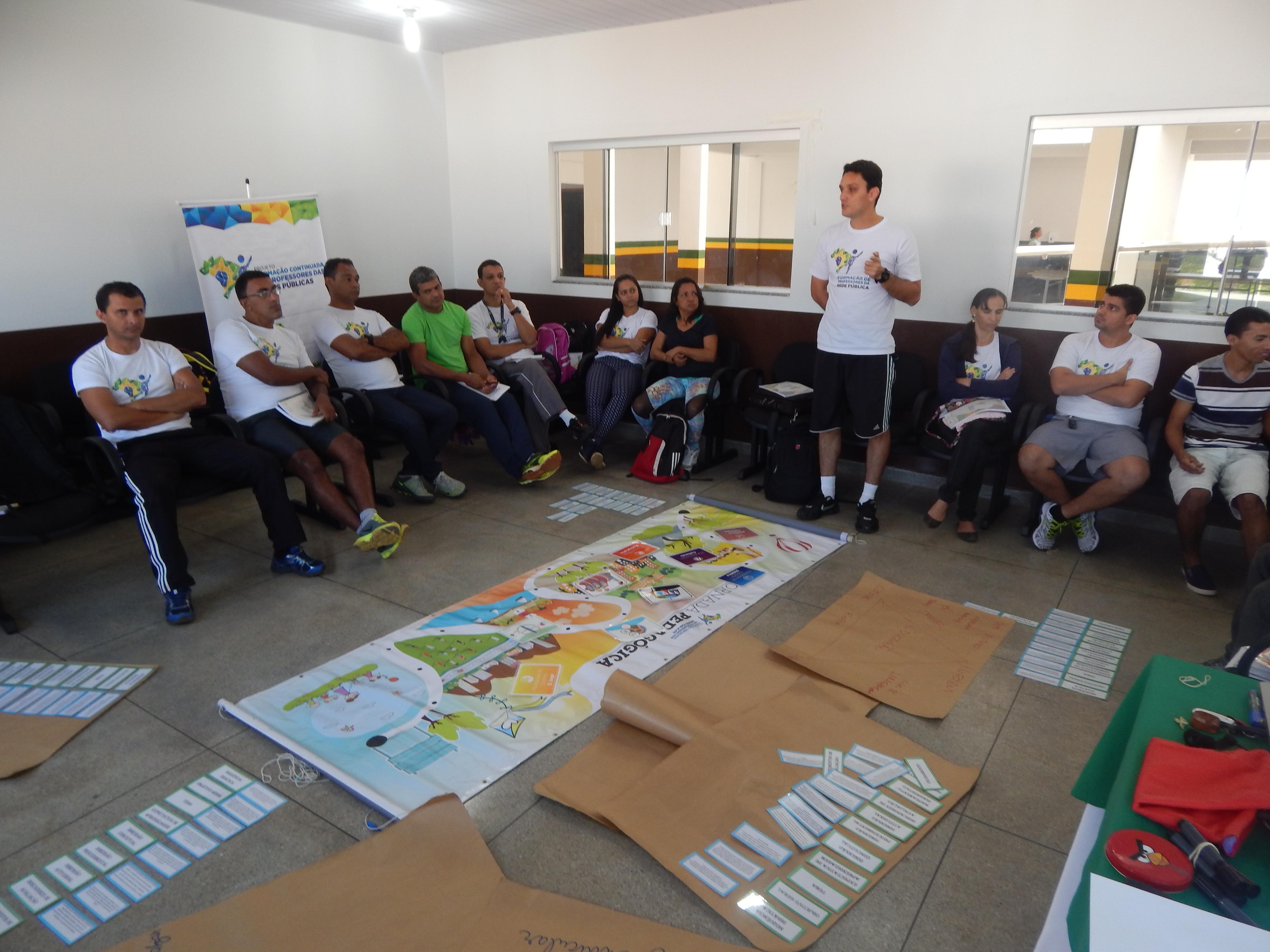 Canaã dos Carajás: Gestores e professores são capacitados pelo IEE