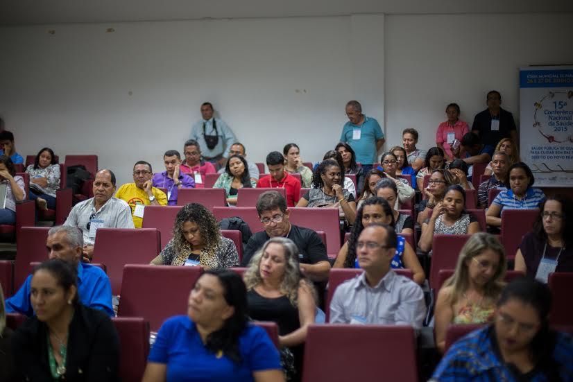Conferência Municipal de Saúde ocorrerá neste final de semana