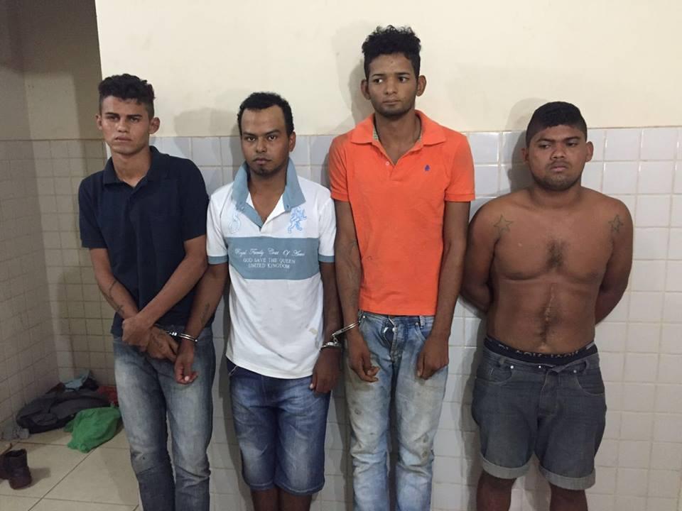 """Parauapebas: Policia prende mais dois assaltante que """"aterrorizavam"""" trabalhadores na madrugada"""