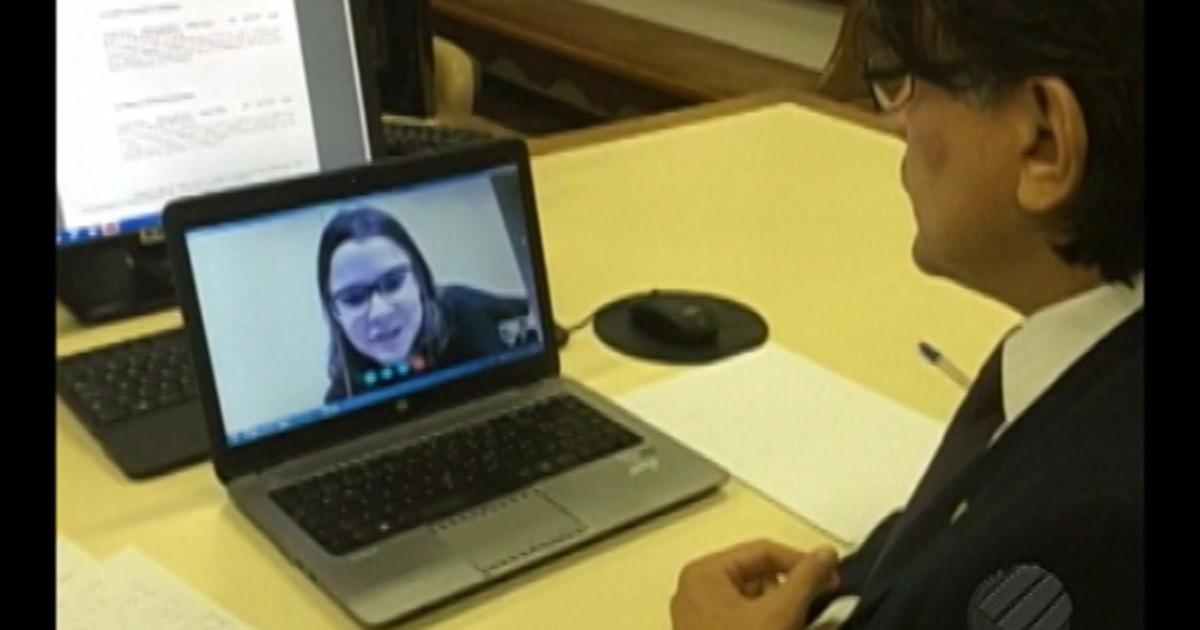 Tecnológia rompendo fronteiras: Testemunhas depõem por aplicativo de vídeo para audiência em Marabá