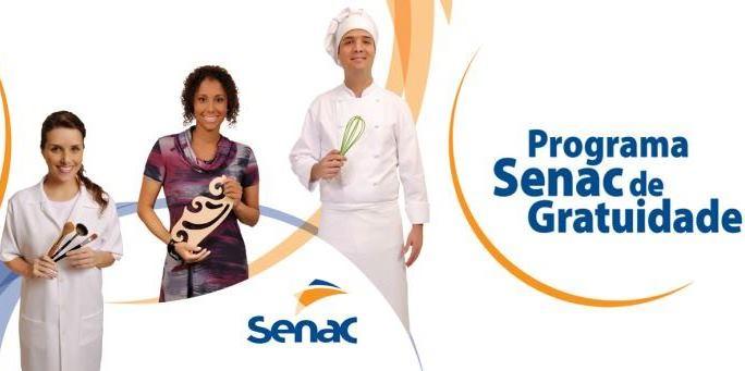 Senac-PA oferta vagas em cursos gratuitos com  280 vagas para Parauapebas