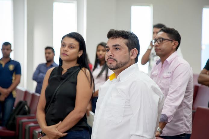 Alessandro Lima é o novo presidente do Conselho Municipal da Juventude de Parauapebas