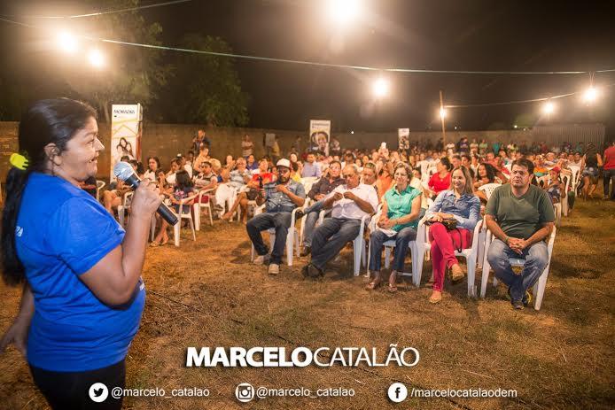 10ª Ação Cidade Democrática ouve os moradores do bairro Maranhão