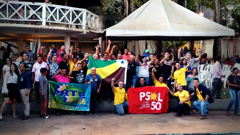 Parauapebas:  Elton Braga será o vice de Dr. Hipolito Reis na disputa pela prefeitura
