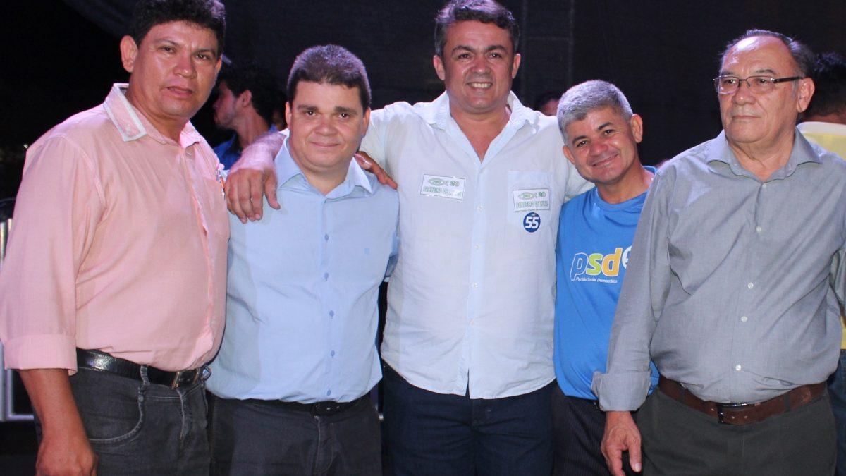 Convenção municipal: Marcelo Parcerinho é apresentado como candidato a vereador pelo PSC