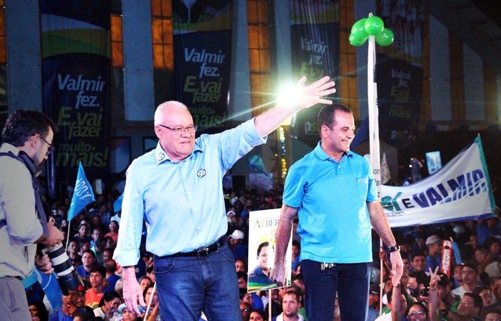 Parauapebas: João do Verdurão do PDT será o vice de Valmir Mariano na busca pela releição