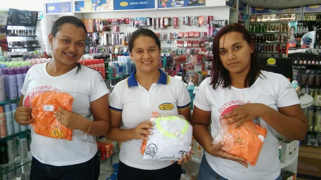 Parauapebas: Kits da Caminhada Passos que Salvam já estão à venda