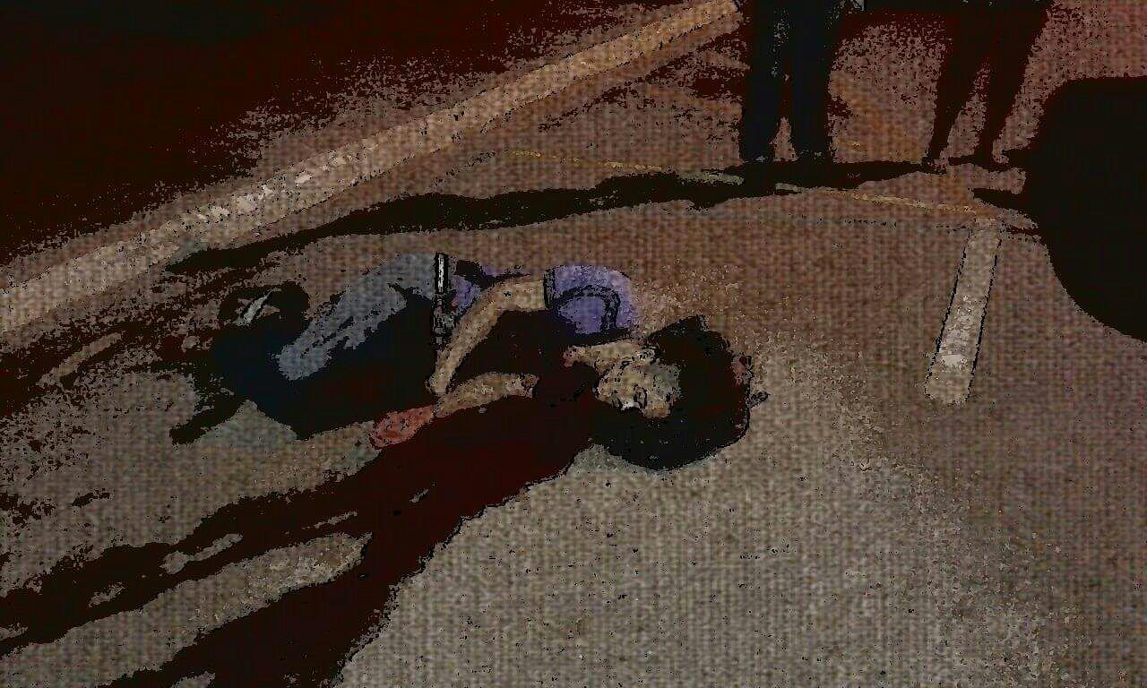 """Homem é morto à facadas no """"Pé inchado"""""""