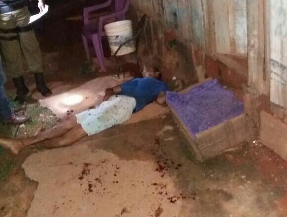 Jovem é assassinado no bairro Nova Vida