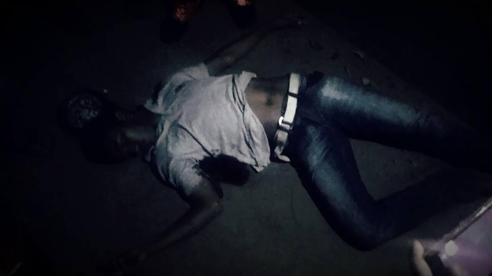 Jovem é morto e outro é baleado na praça do bairro Liberdade I