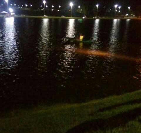 Jovem morre afogado no lago do bairro Nova Carajás e é encontrado por populares