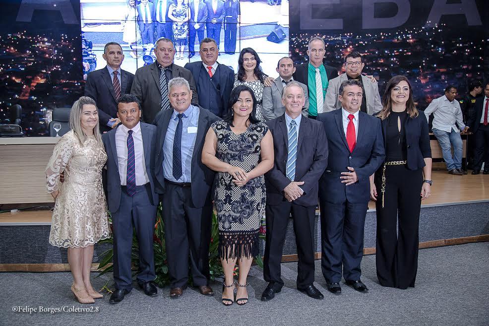 Câmara Municipal de Parauapebas: Vereadores tomam posse e elegem nova mesa diretora