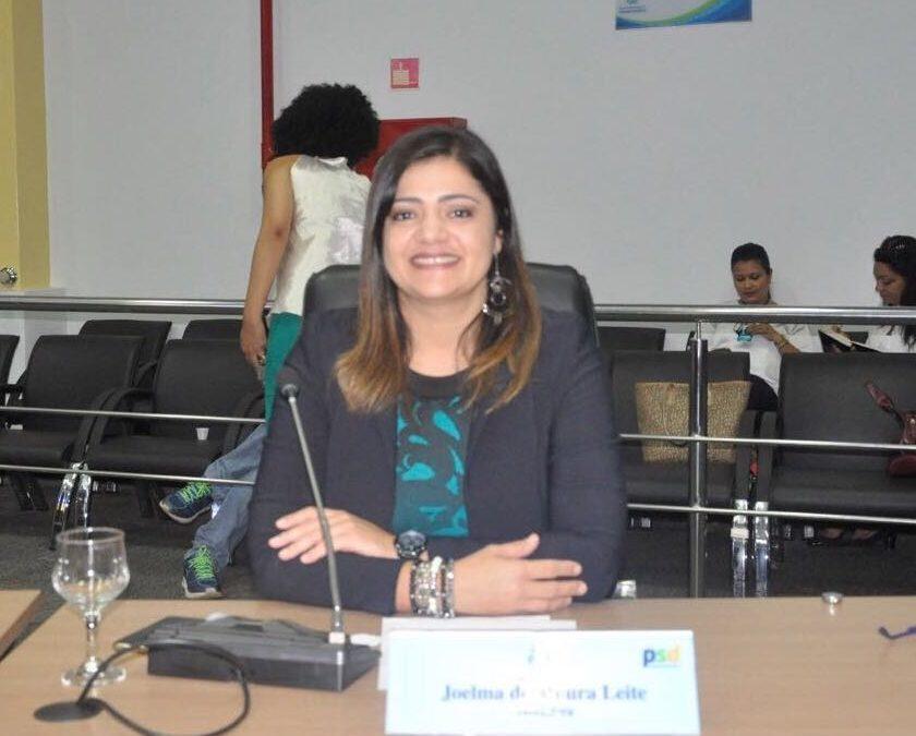 Câmara Municipal: Vereadora Joelma Leite integra as Comissões de  Finanças e Orçamento e a de Mineração.