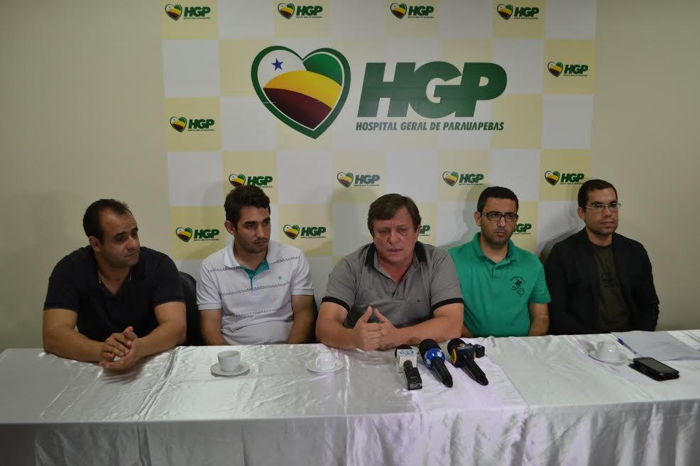 Prefeitura reassume HGP e inicia pagamento de servidores
