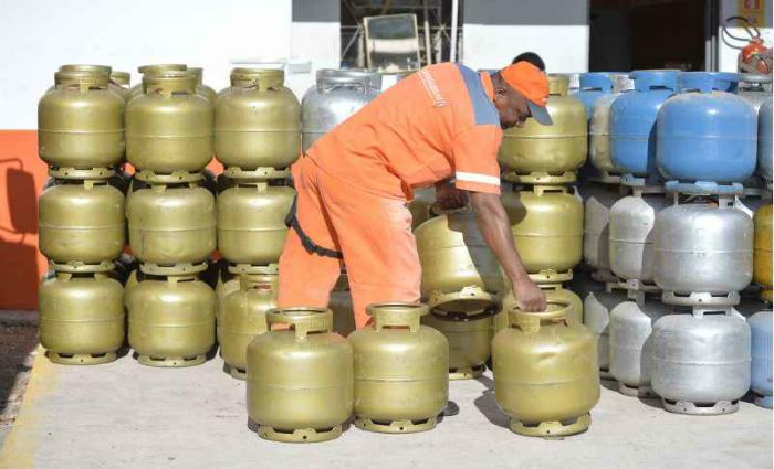 Petrobras aumenta preço do botijão de gás em 9,8%