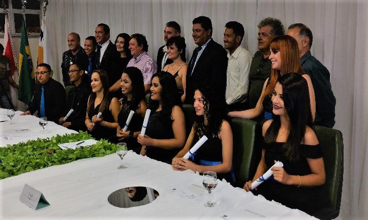 IFPA forma primeira turma do curso técnico em Mecânica do campus Parauapebas
