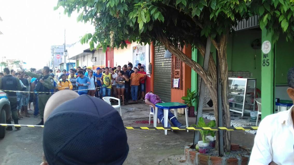 Policia Civil investiga assassinato de pedreiro em Parauapebas