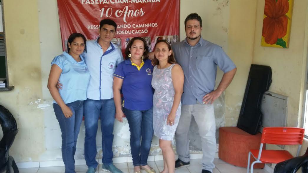 COMDCAP e Conselho Tutelar I e II realizam visita técnica em instituições responsáveis pelas internações de crianças e adolescentes de Parauapebas
