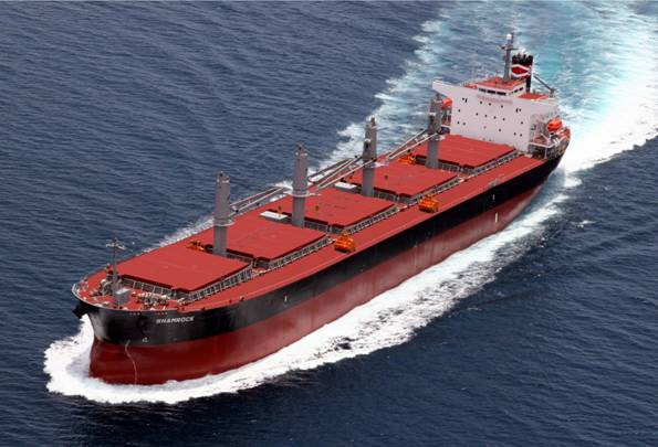 Navio de minério de ferro desaparece no Oceano Atlântico após deixar o Brasil