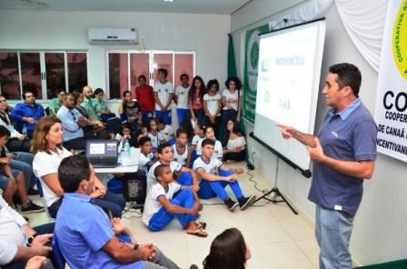 Em Canaã dos Carajás, Vale lança Programa Jovens Protagonistas