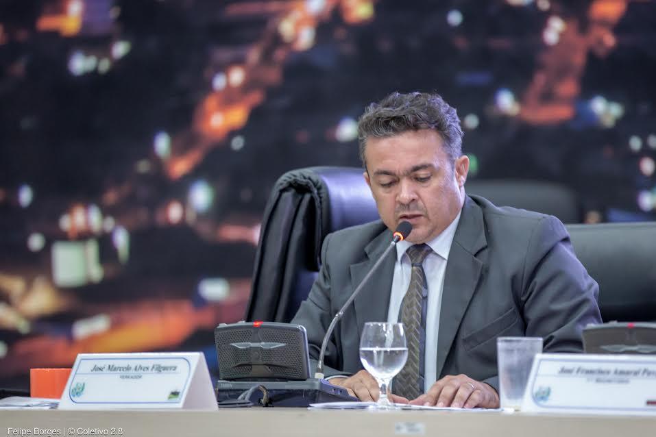 Vereador Marcelo Parcerinho solicita instalação de internet wi-fi e caixa eletrônico 24 horas no CAP