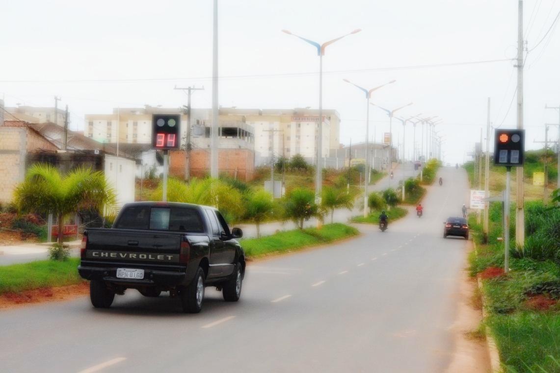 Cai número de acidentes de trânsito em Parauapebas