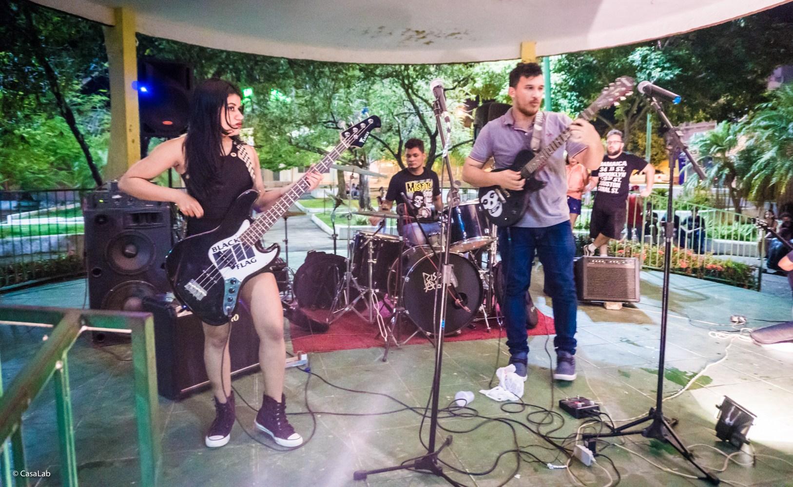 Rock em Movimento: A resistência da cena independente de Parauapebas