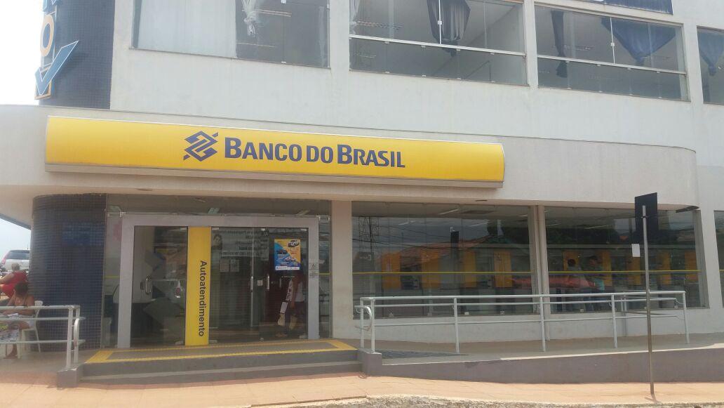 Em Parauapebas, bandidos tentam assaltar Banco do Brasil na noite de sábado