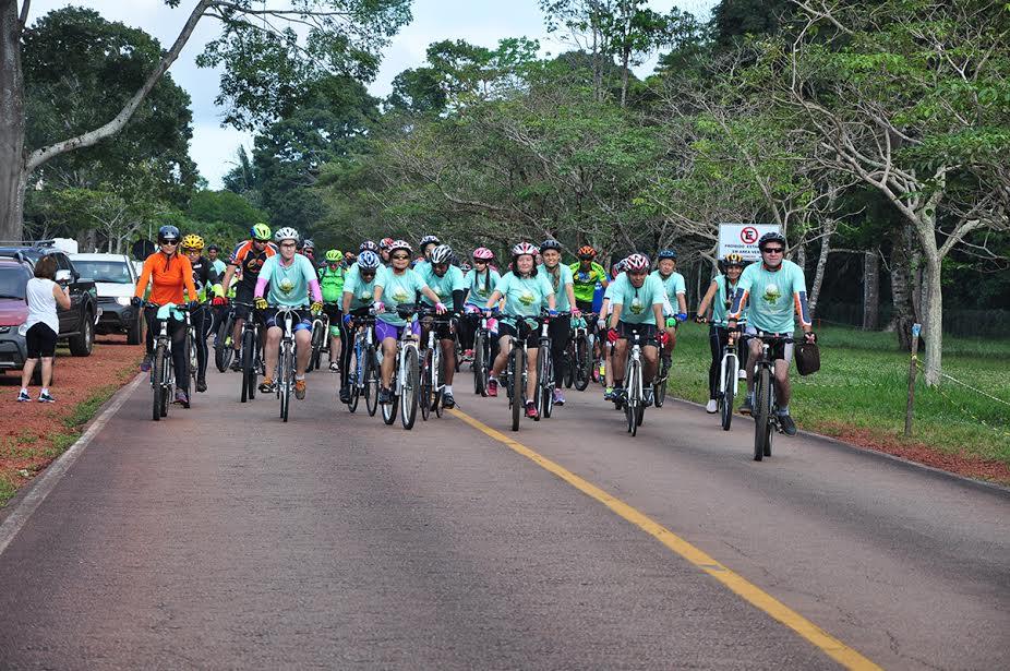 Circuito ecológico dá inicio a XXII semana do meio ambiente de Parauapebas