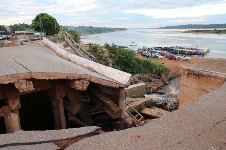Em Tucuruí, pesquisa Doxa aponta Secretaria de Obras como a mais inoperante no município