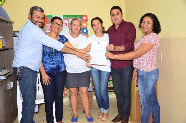 Em Canaã dos Carajás, Prefeitura garante apoio financeiro para Apae