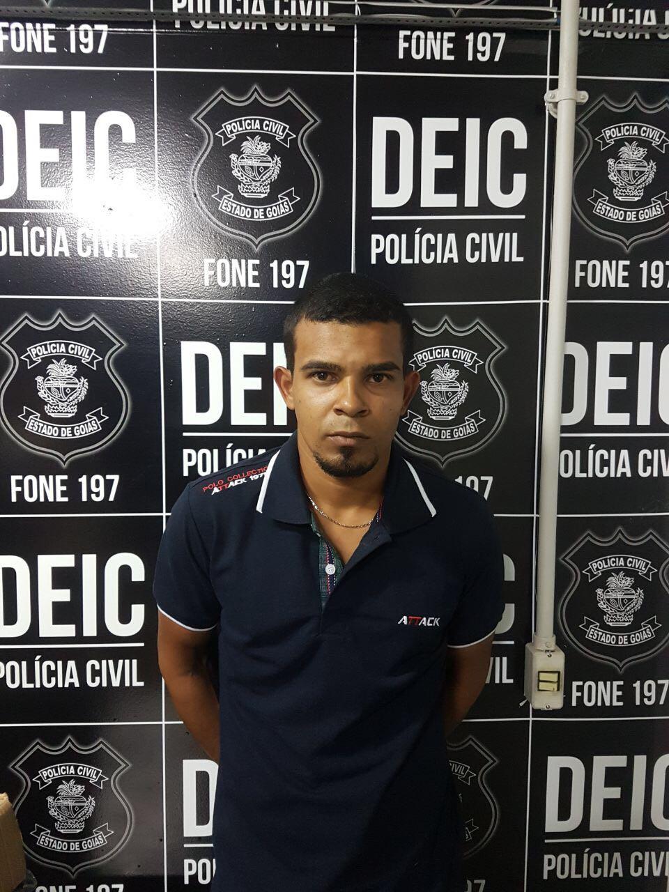Acusado de atirar em empresário e delegado de Parauapebas é preso em Goiânia
