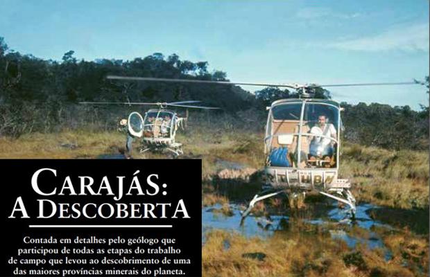 Vale lança série de documentários sobre os 50 anos da descoberta de Carajás