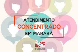 Defensoria Pública do Estado realizará atendimento concentrado em Marabá