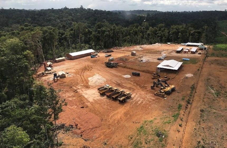 PROJETO DE OURO: Mineradora vai contratar as primeiras 180 pessoas até final do ano