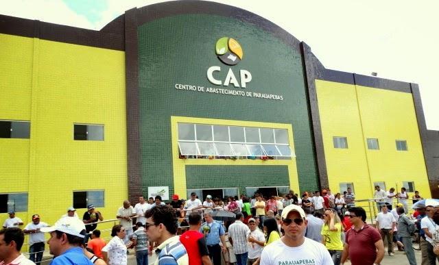 Serviço de Atendimento ao Cidadão começa a funcionar no Centro de Abastecimento de Parauapebas